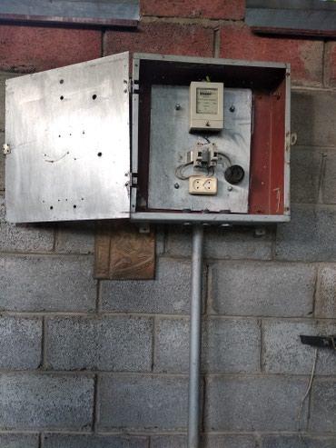 Однофазный электро щит 50/50 1000 сом в Бишкек