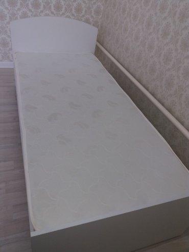 Кровать односпальная,новая в Бишкек - фото 2