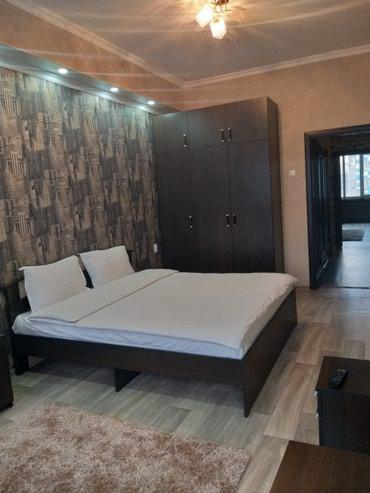 Посуточно квартиры ,люкс! Есть всё ! в Бишкек