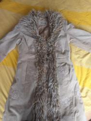 Nova jakna-kaput od savinjske kože,36br,vide se tragovi od stajanja. - Loznica