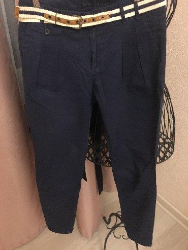 женские брюки чинос в Кыргызстан: Женские брюки Zara XS
