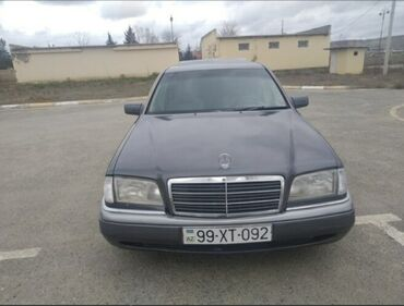 128 elan   NƏQLIYYAT: Mercedes-Benz 220 2.2 l. 1995   369747 km