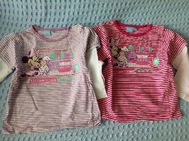 Disney majice, obe za 500 din, vel.12-18 meseci, 80 cm