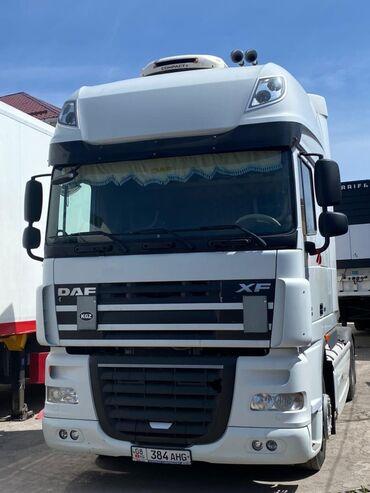 продажа рефрижераторов бу в Кыргызстан: Продаю тягач Даф 105 460 автомат ретарда в хорошем состоянии вложений