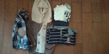 Paket odeće - Sivac: Paket za dečake