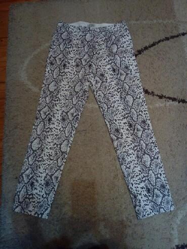 Pamucne - Srbija: Pantalone nove,pamucne. Vel.40 savrsene