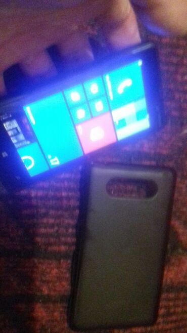 trubu diametr 820 в Кыргызстан: Продаю легенды телефон Nokia Lumia 820 одно сим карты флешь памяти