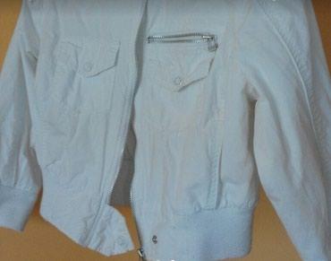 Zenska prolecna, jesenu jaknica,vel.36,kratka - Batocina - slika 3