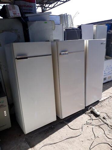 купить-холодильник-для-мороженого-бу в Кыргызстан: Б/у Однокамерный Белый холодильник Бирюса