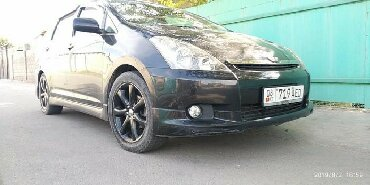 sale odezhda в Кыргызстан: Toyota WISH 1.8 л. 2003 | 200000 км