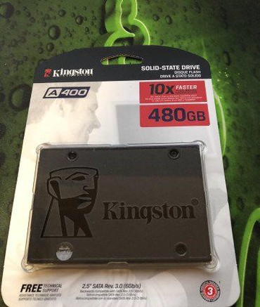 "Ssd kingston 60gb ssdnow v300 - Кыргызстан: SSD накопитель KINGSTON A400 480GB 2.5"" SATAIII (SA400S37/480G)SSD"