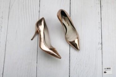 Товар: Туфли женские Sophia Webster, золотистые, размер 40, 12313