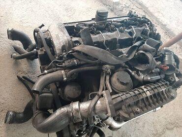 мотор 2 7 cdi mercedes в Кыргызстан: Продаю 2 двигателя от Мерседес  (в сборе) от  1) Mercedes E211 2.7 CDI