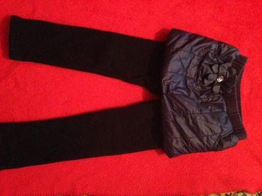 Юбка брюки утепленые корея на 5/6 л в Бишкек