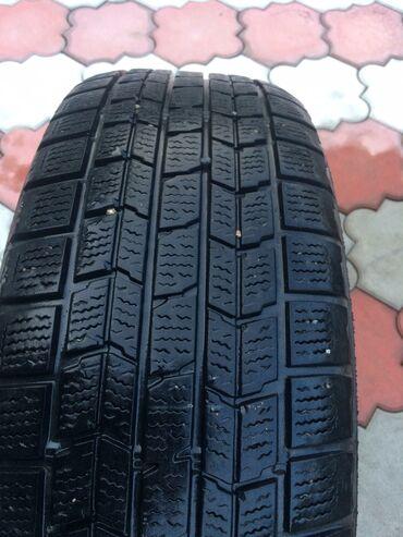 Продаю зимние шины Dunlop. На три сезона хватить, без шишек и порезов