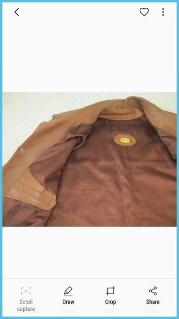 Pantaline mona viskiza - Srbija: Mona kozna jakna