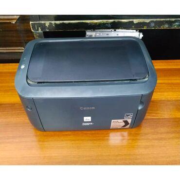 Принтер canon lbp6000, лазерный состояние идеальное, пользовались пару