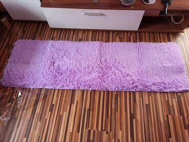 Staze - Srbija: Prodajem tepih/stazu za 1000 din, novo neostećeno, dimenzije 50 x 160
