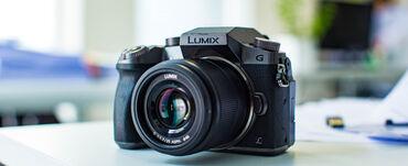 Фото и видеокамеры - Кыргызстан: Фотоаппарат Panasonic Lumix G7 Беззеркальная камера со сменной оптикой
