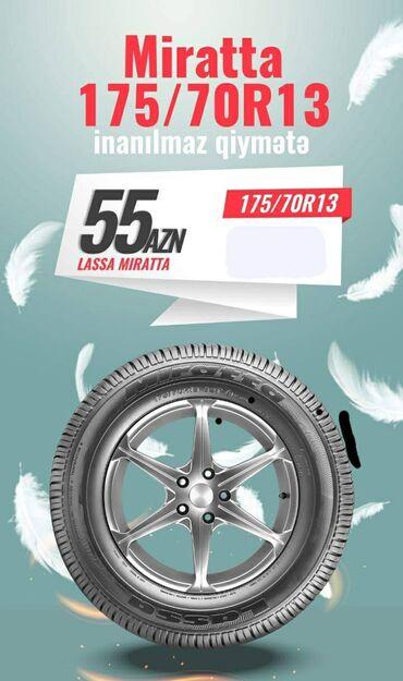 205-55-17 - Azərbaycan: Turkiye istehsali olan tam orijinal Lassa ve Petlas tekerlerinin