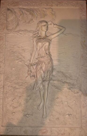 Продаю керамическую картину ручной работы   Миниторг