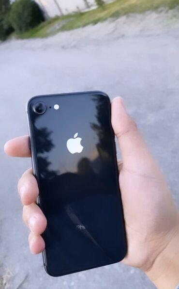 apple-iphone в Кыргызстан: Продаю iPhone 8, 64gb в идеальном состоянии, без царапин, не вскрытый