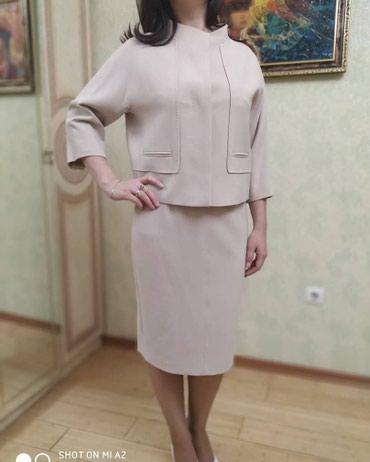 Стильный костюм цвет пудра 26тыс для деловых женщин в Бишкек