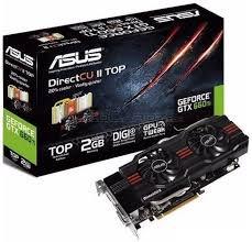 видеокарты geforce gtx 660 в Кыргызстан: Продаю видеокарту Asus GeForce GTX 660 Ti 2Gb DirectCU II TOP (GTX660