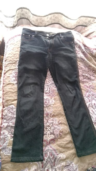 детская джинсовая куртка в Кыргызстан: Брюки джинсовые 400