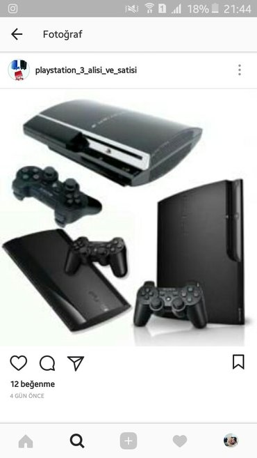 Ps3 aliram in Bakı