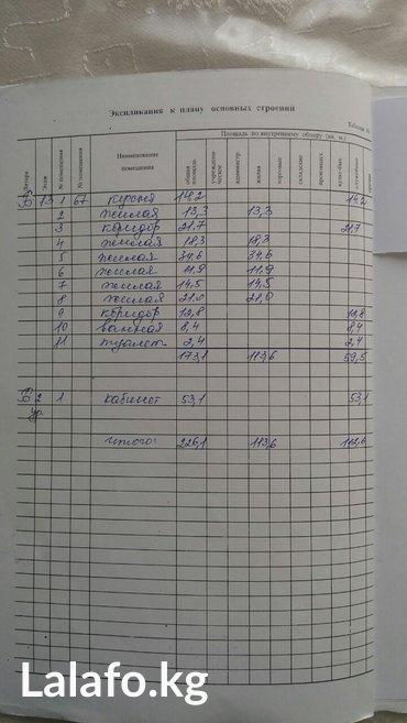 Продаю пентхаус, 8 комнат. ,10-й этаж. , 2012г. п. ,  226м. кв.. в Бишкек - фото 5