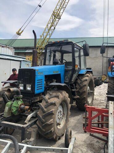 продам трактор т 150к б у в Кыргызстан: Продаются два трактора, состояние хорошее