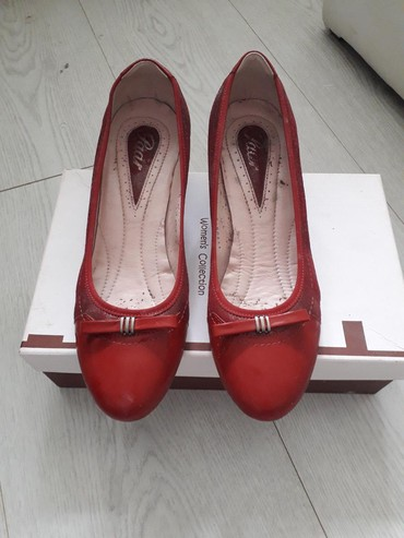 Ženska obuća | Beocin: Elegantne kozne cipelice jednom obuvene sto se vidi