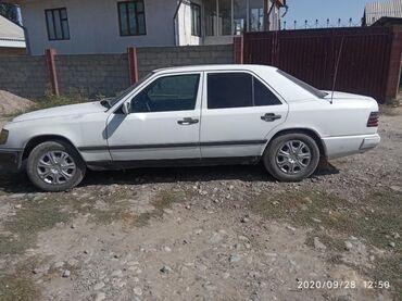 Транспорт - Кок-Ой: Mercedes-Benz W124 2 л. 1987 | 1235599 км