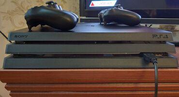 aro 24 27 mt - Azərbaycan: PS4 PRO 1 TB. Az istifadə olunmuş oyun konsolu satılır. 27 martda