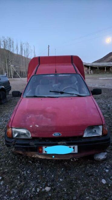 Ford Fiesta 1.3 л. 1992 | 200000 км