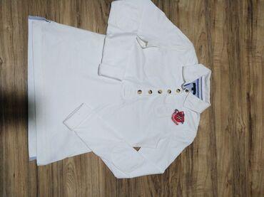 767 oglasa: TOMMY HILLFIGER original, dukserica vel. S. Bela boja, 100%cotton, bez
