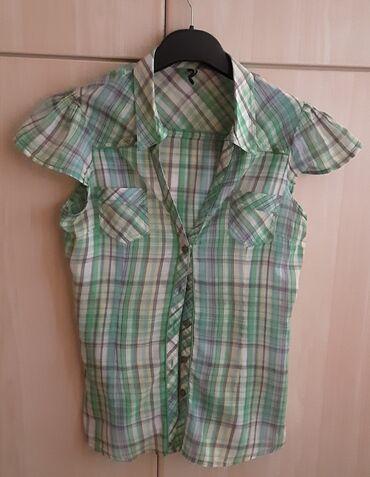 Πουκάμισο, size XL (μικρή φόρμα), μεταχειρισμένο, άριστη κατάσταση.  (