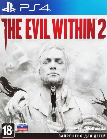 THE EVIL WITHIN 2 для PlayStation 4(PS4) в Бишкек