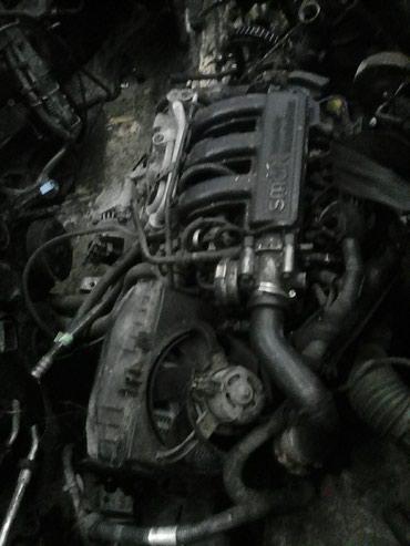 Mercedes Smart двигатель в сборе с турбиной полностью 1 комплектности