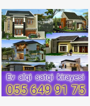 Bakı şəhərində Emlak ev