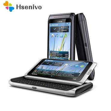 nokia-2100 в Азербайджан: Nokia E7 16 GB ORIJINAL YENISalam Dostum. Diger maraqli mallarimiza