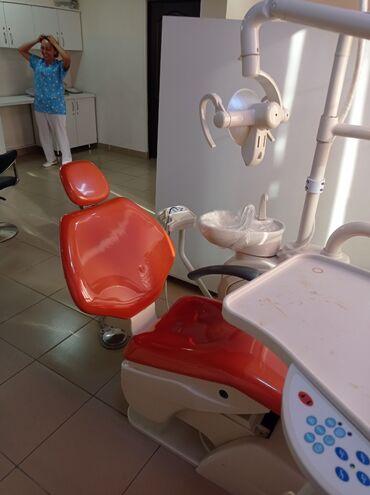 Работа - Аламедин (ГЭС-2): Стоматолог. 3-5 лет опыта. Аренда места