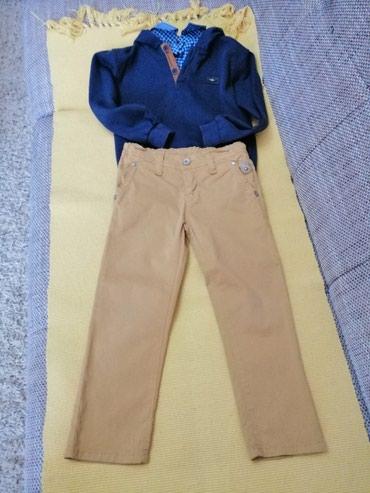 Pantalone i duks vel. 6 jednom obuceno - Arandjelovac