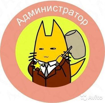 Администраторы есть работа для вас! В компанию Prime U требуются адми в Бишкек