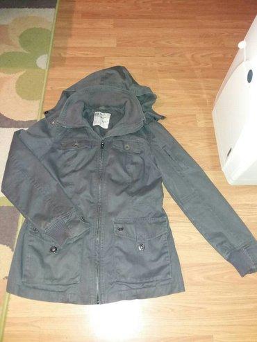 Muska jakna esprit sive boje kao nova bez vidljivih tragova nosenja - Prokuplje