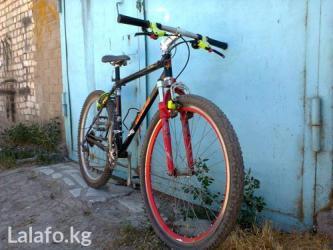 Продаю горный велосипед из германии гидравлические тормоза. т т в Токмак