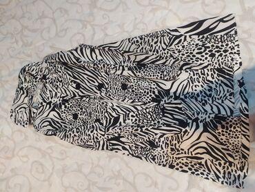 Primark crni mantil - Srbija: Crno beli mantilic