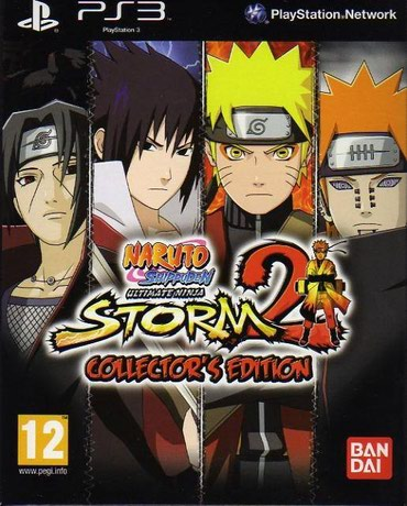 """Naruto Shippuden: Ultimate Ninja Storm 2"" PS3 в Bakı"