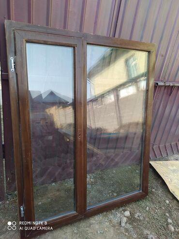 подоконники бишкек in Кыргызстан | ОКНА: Новоя Окна с подоконником (125*150) отличного качества,двухслойное